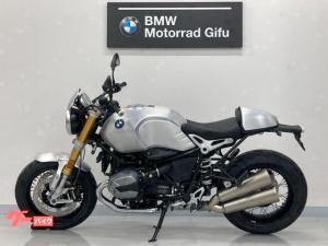 BMW/R nineT アルミニウム 新車 ETC2.0 ウインドシールド リアハンプカバー グリップヒーター クルコン モード切替