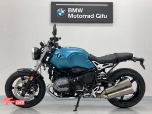 BMW/R nineT ピュア 新車 ETC2.0 クルコン モード切替 グリップヒーター LEDヘッド アクラボビッチマフラー