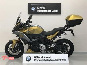 BMW/F900XR PL BMW認定中古車 純正トップケースボディ同系色塗装 ETC2.0 アンダーカウル 電サス グリップヒーター