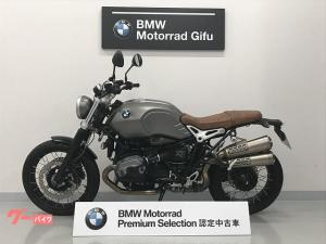 BMW/RnineT スクランブラー 認定中古車 ETC2.0 エンジンガード アクラボビッチマフラー スマホステー グリップヒーター