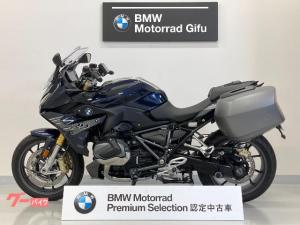 BMW/R1250RS 認定中古車 ETC2.0 BMWナビゲーション6 ヘッドカバーガード パニアケース グリップヒーター モード切替