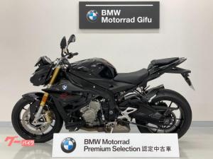 BMW/S1000R 認定中古車 ETC2.0 グリップヒーター クルコン クイックシフター モード切替 アクラポビッチマフラー