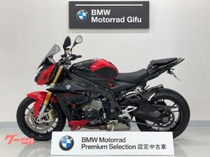 BMW/S1000R 認定中古車 ETC2.0 グリップヒーター モード切替 タンクパッド エンジンスライダー スクリーン 社外レバー