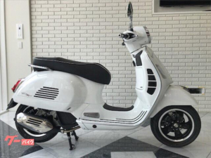 VESPA/GTSスーパー150