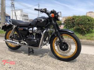 カワサキ/W800スペシャルエディション 社外マフラー