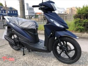 スズキ/アドレス110 コンビブレーキ装備