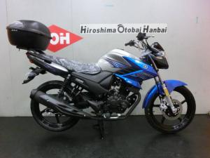ヤマハ/FAZER125 キャリア・BOX付