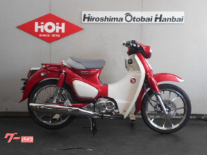 ホンダ/スーパーカブC125 新型