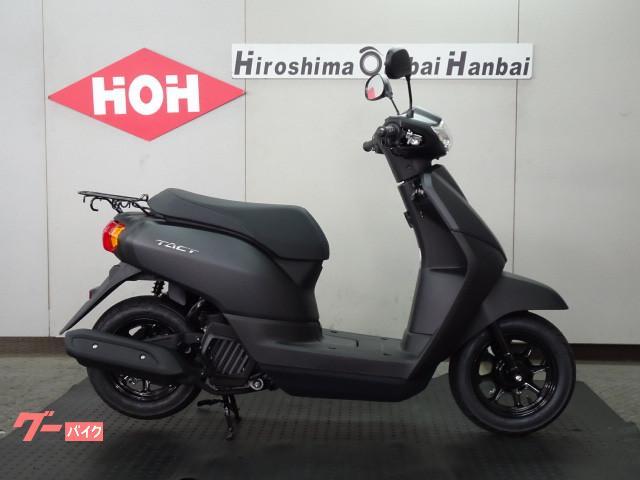 ホンダ タクト 日本生産 現行モデル アイドリングストップ標準装備の画像(広島県