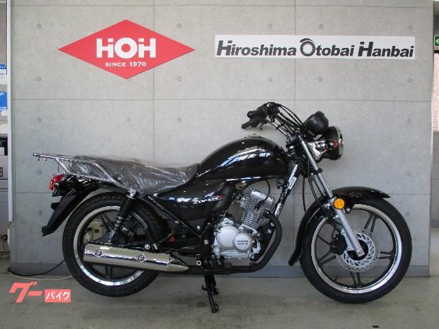 ホンダ CBF125T EURO4対応FIモデルの画像(広島県