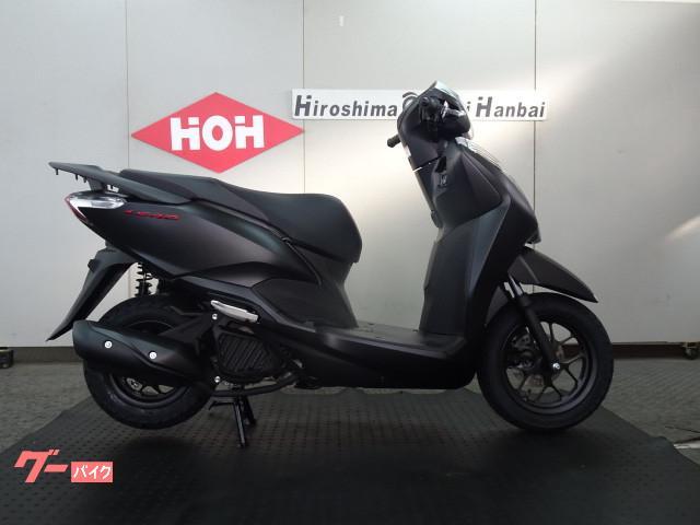 ホンダ リード125 受注期間限定モデルの画像(広島県