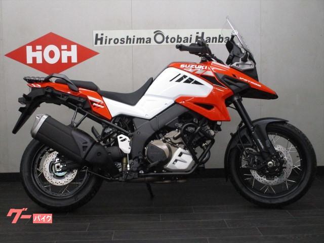 スズキ V-ストローム1050XT M0モデルの画像(広島県