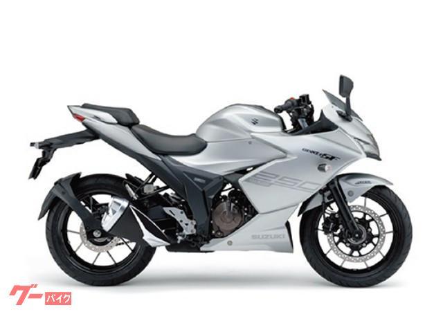 スズキ GIXXER SF 250 ABS M0モデルの画像(広島県