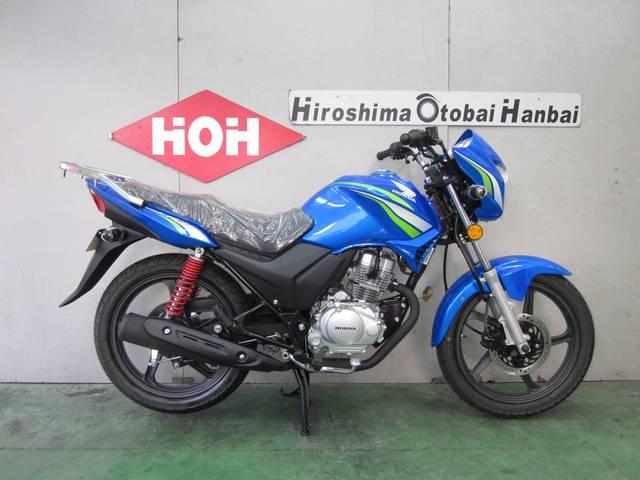 ホンダ CBF125 カウル付 新型の画像(広島県