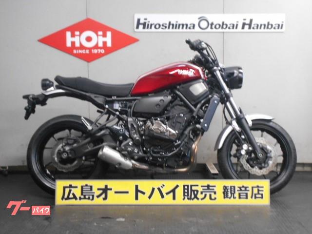 ヤマハ XSR700の画像(広島県
