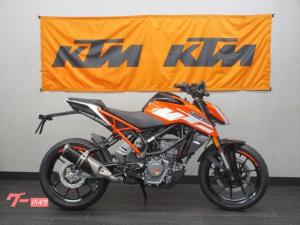 KTM/125デューク