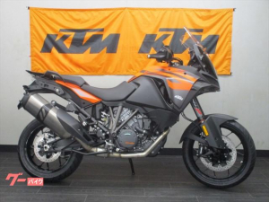 KTM/1290スーパーアドベンチャーS