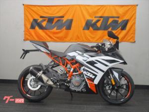 KTM/RC390 2021年モデル