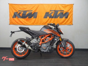 KTM/250デューク 2021年モデル