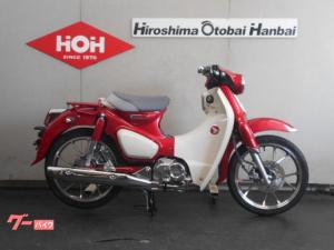 ホンダ/スーパーカブC125新型