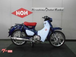 ホンダ/スーパーカブC125 新型モデル