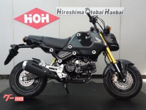 ホンダ/グロム ABS 2021年モデル
