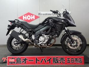 スズキ/V-ストローム650 ABS エンジンガード付