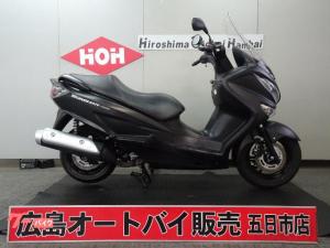 スズキ/バーグマン200 L8モデル