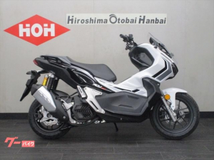 ホンダ/ADV150 ABS 新型