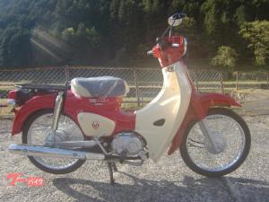 ホンダ/スーパーカブ50 60周年アニバーサリー限定車