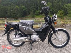 ホンダ/クロスカブ110 キタコマフラー YSSサスペンション付き