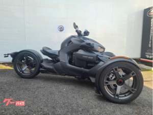 BRP/Can-Am Ryker 900  21年モデル