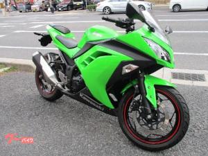 カワサキ/Ninja 250グーバイク鑑定車