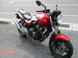 ホンダ/CB400Super Four VTEC RevoABSグーバイク鑑定車