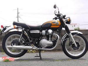 カワサキ/W800 ファイナル エディション