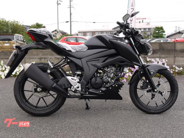 スズキ GSX-S125 ABS 2019の画像(岡山県