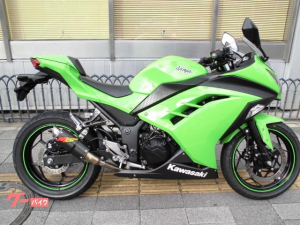 カワサキ/Ninja 250 MGTマフラー シングルシート