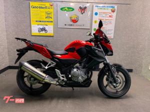 ホンダ/CB250F ABS カーボンルックフェンダー