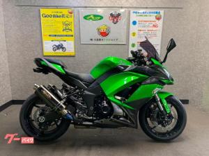 カワサキ/Ninja 1000 ノジママフラー 前後タイヤ新品