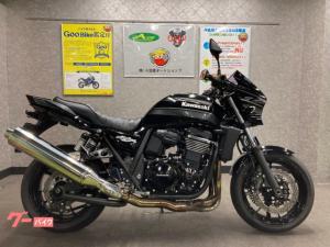 カワサキ/ZRX1200 DAEG ブラックリミテッド ETC