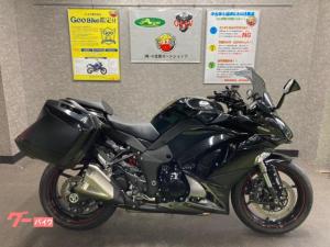 カワサキ/Ninja 1000 ABS サイドパニア ETC