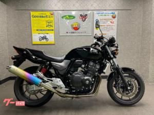 ホンダ/CB400Super Four VTEC Revo モリワキマフラー