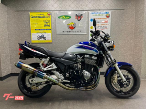 スズキ/GSX1400 ストライカーフルエキマフラー ETC