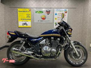 カワサキ/ZEPHYR1100RS ビキニ メッキフェンダー 前後タイヤ新品