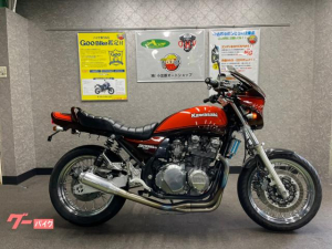 カワサキ/ZEPHYR750RS モリワキモナカ カスタム