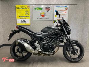 スズキ/SV650 ABS ETC スライダー スクリーン