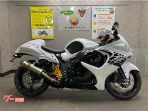 スズキ/GSX1300Rハヤブサ ワンオーナー 国内仕様 ヨシムラマフラー バックステップ