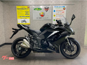 カワサキ/Ninja 1000 ワンオーナー フレームスライダー ETC ABS