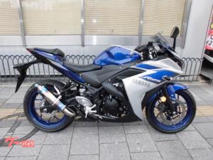 ヤマハ/YZF-R25 ABSブレーキ