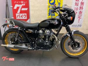 カワサキ/W800 ブラックEdition